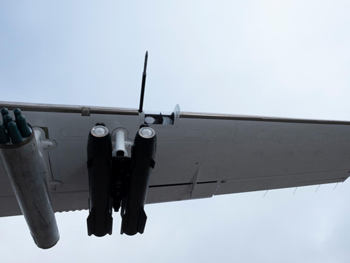 MC-208 Guardian Hellfire Missiles