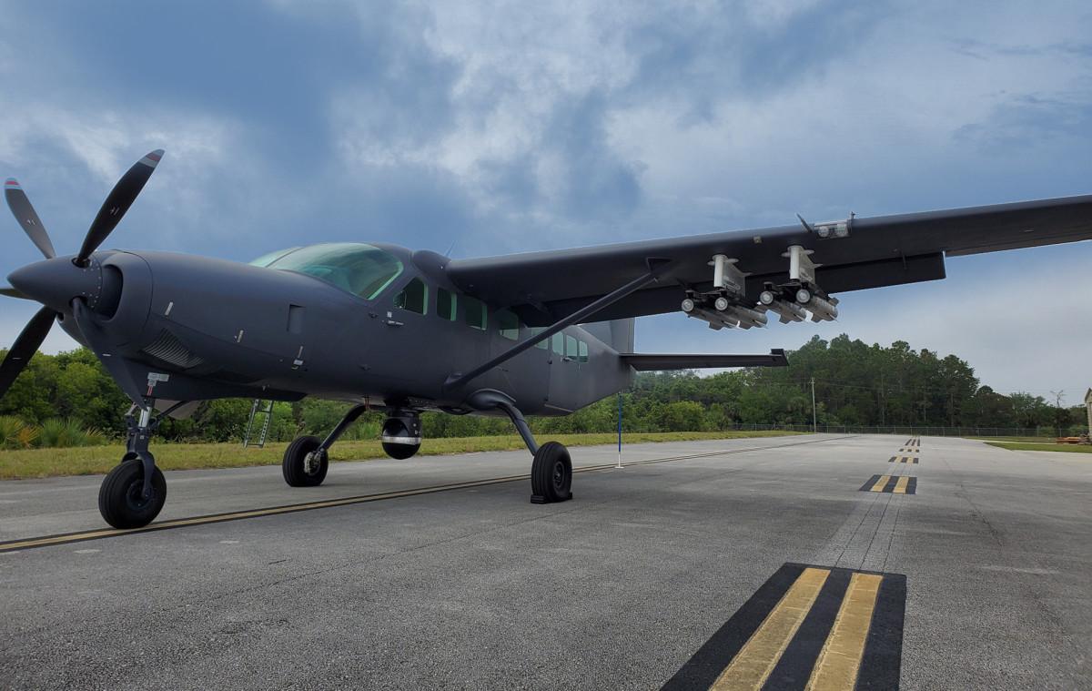 MC-208 Guardian ISR Aircraft