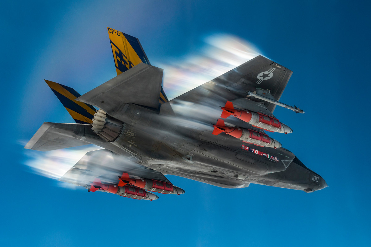 F-35 GBU-31