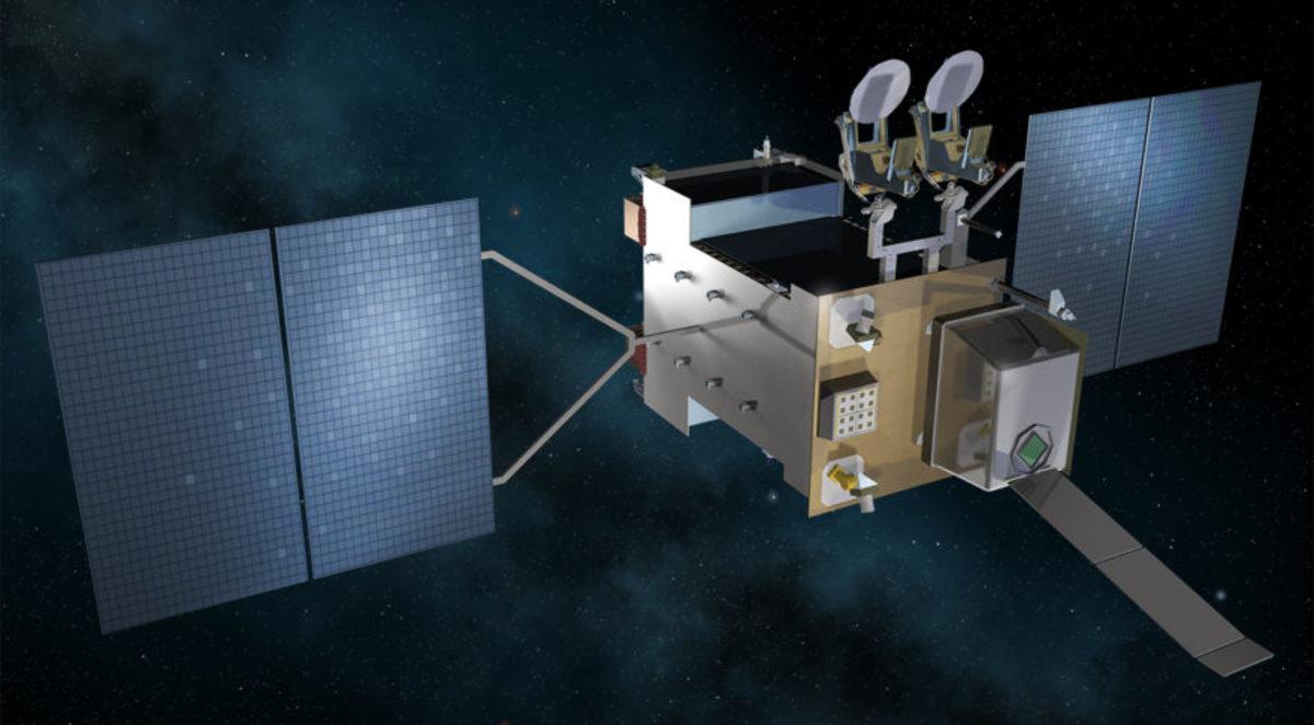 Next Gen OPIR GEO satellite.