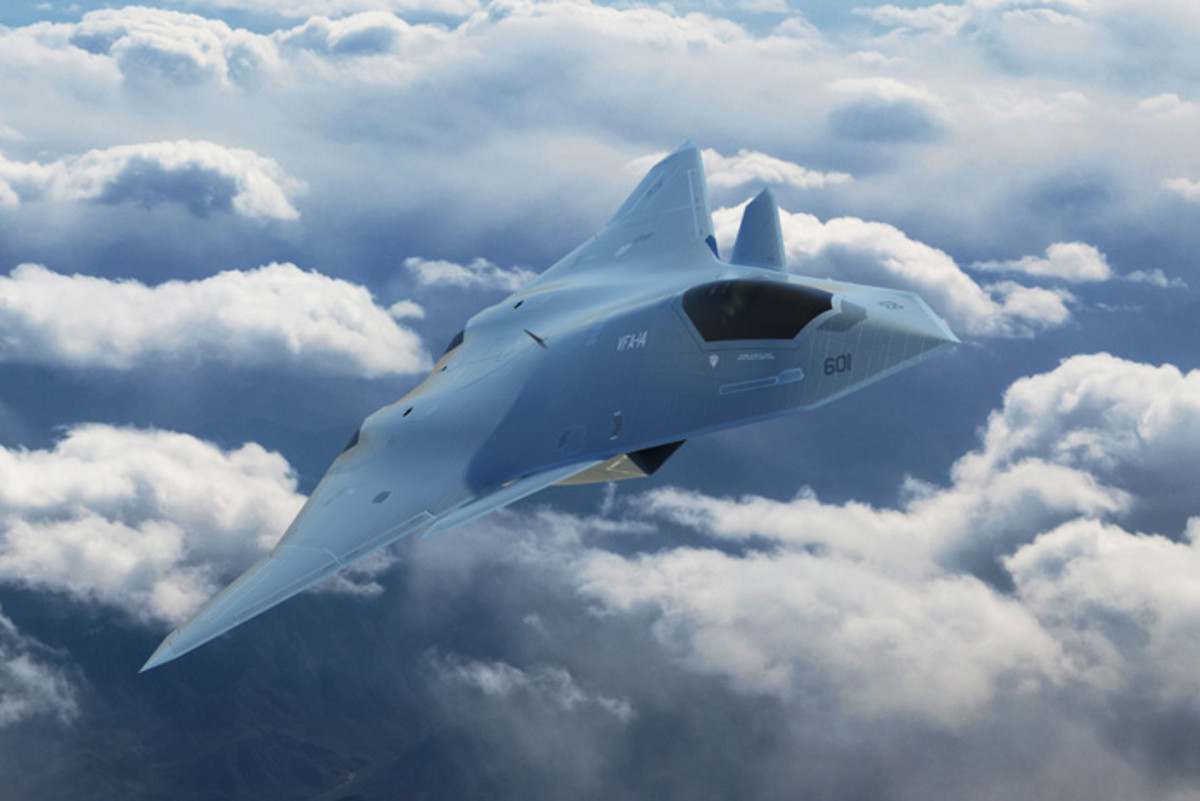 6th Generation Fighter Jet