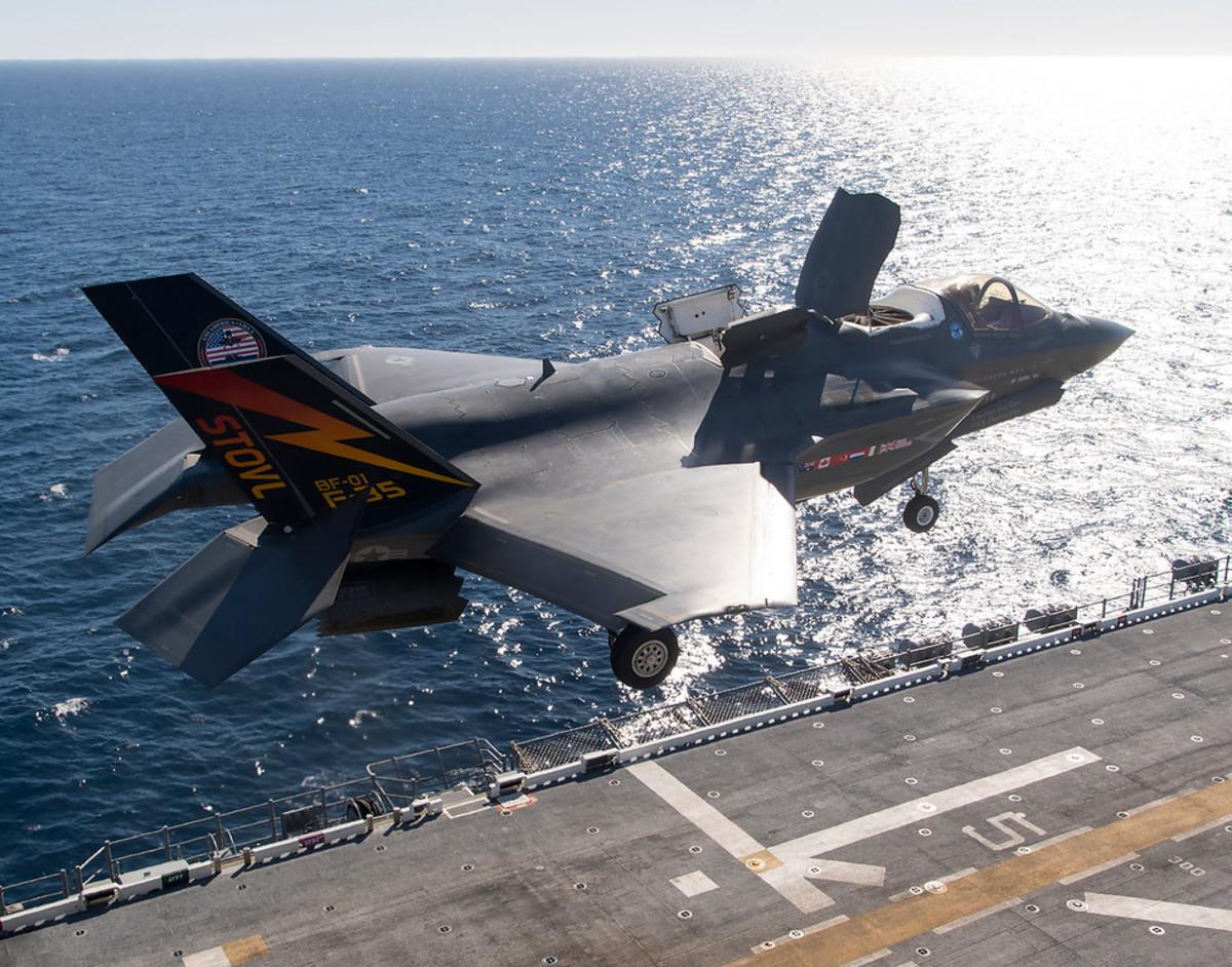 F-35 STOVL