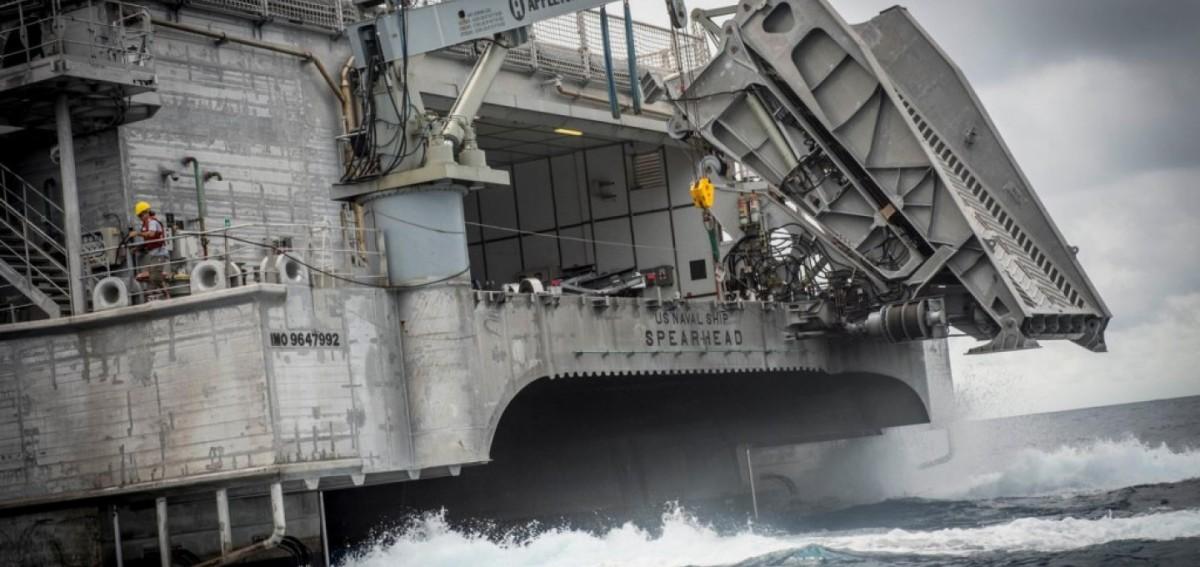 Spearhead-class High Speed Vessel