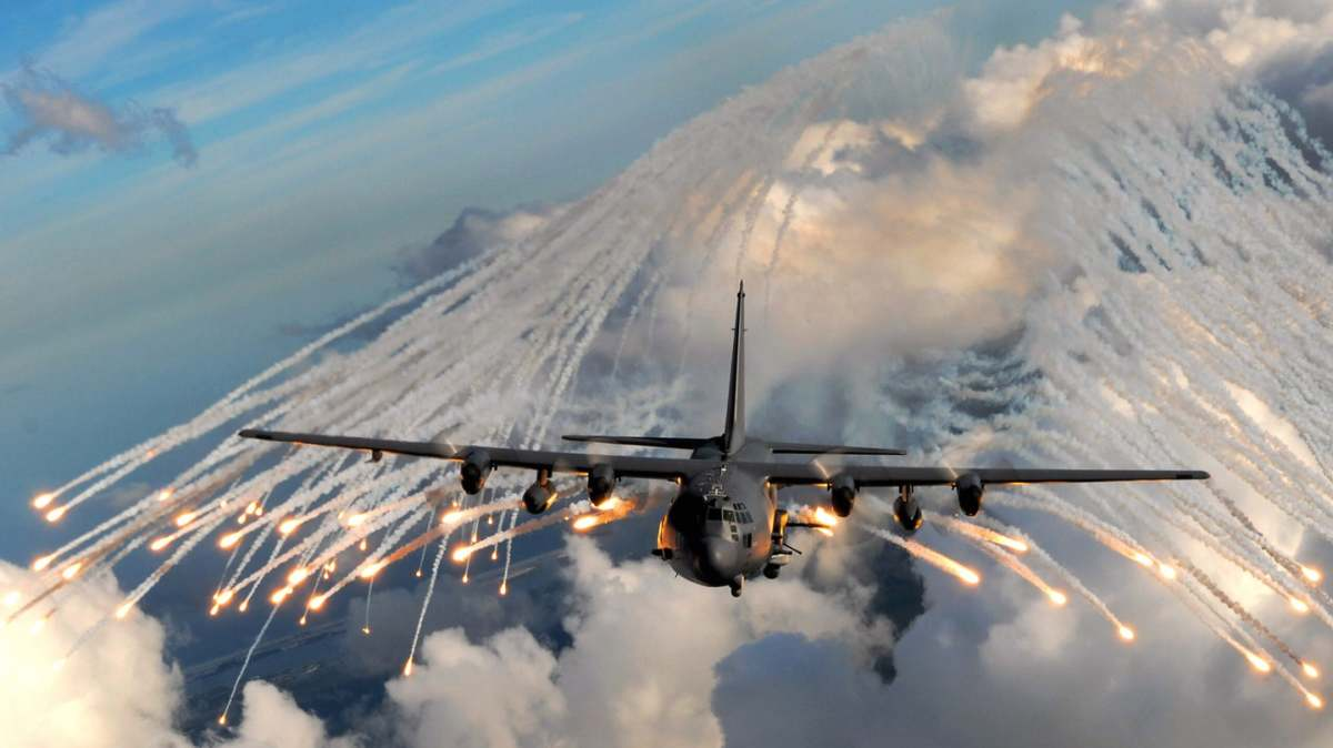 AC-130U Gunship