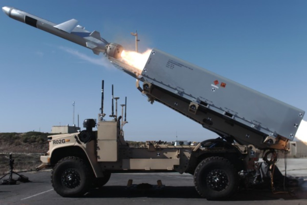 Naval Strike Missile NSM